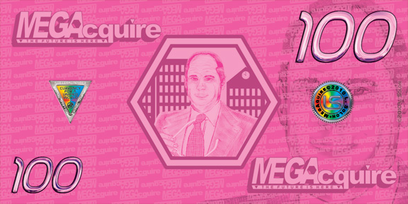 MEGAcquire Currency $100