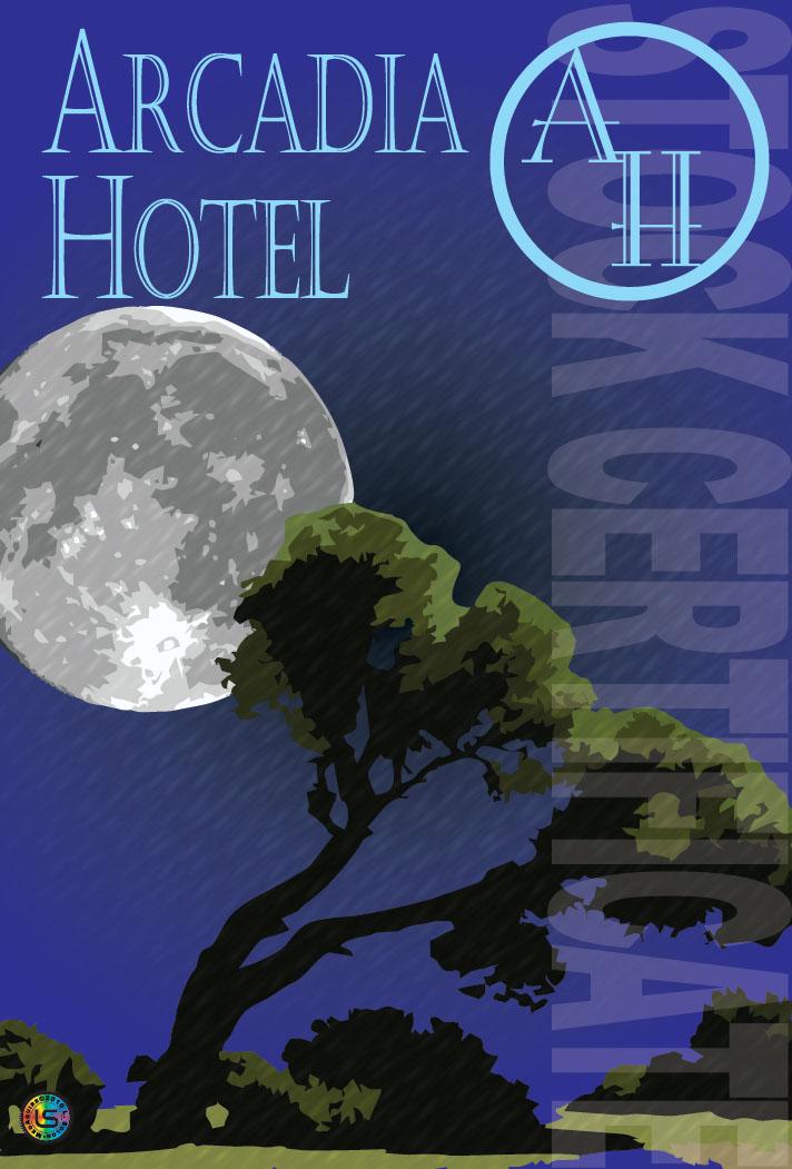 Arcadia Hotel Stock Certificate