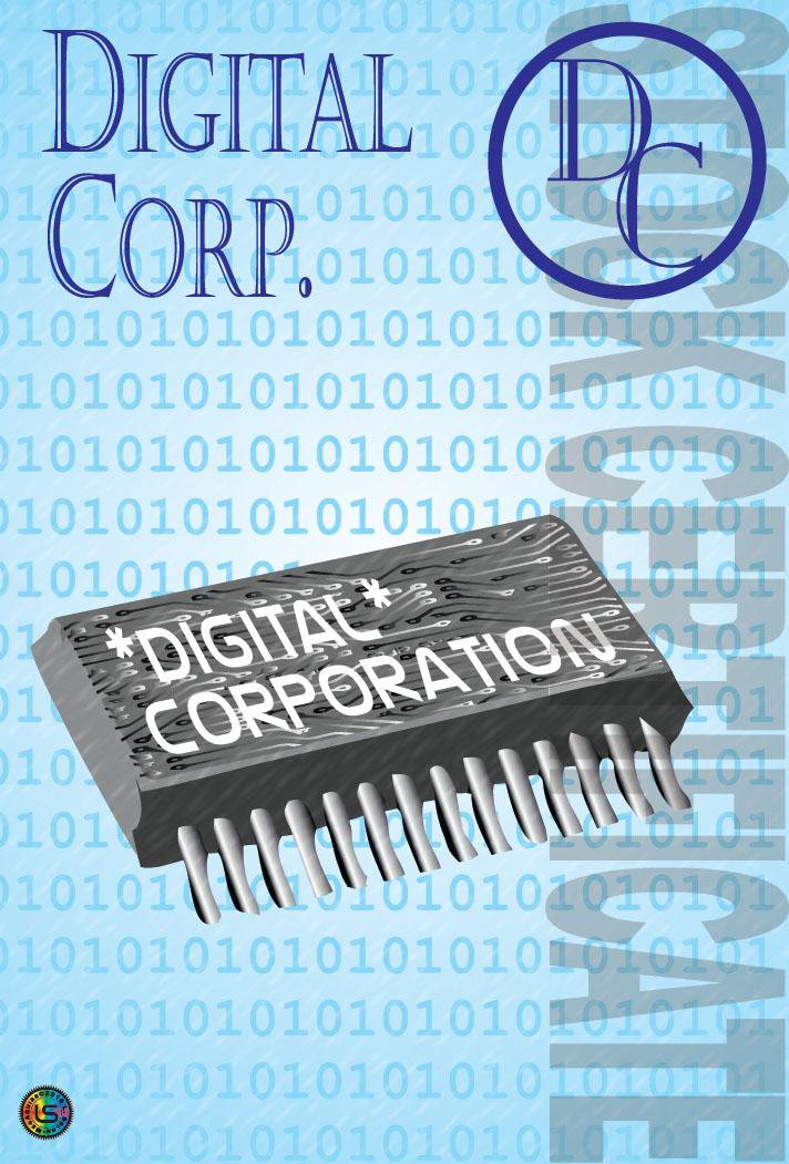 Digital Corporation Stock Certificate