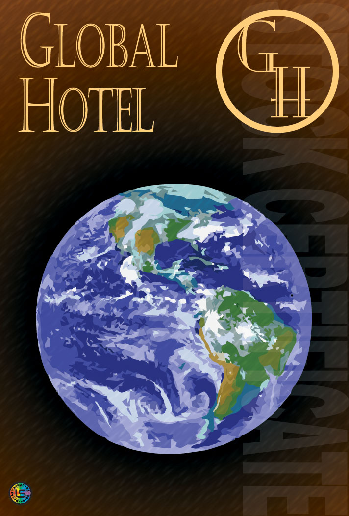Global Hotel Stock Certificate