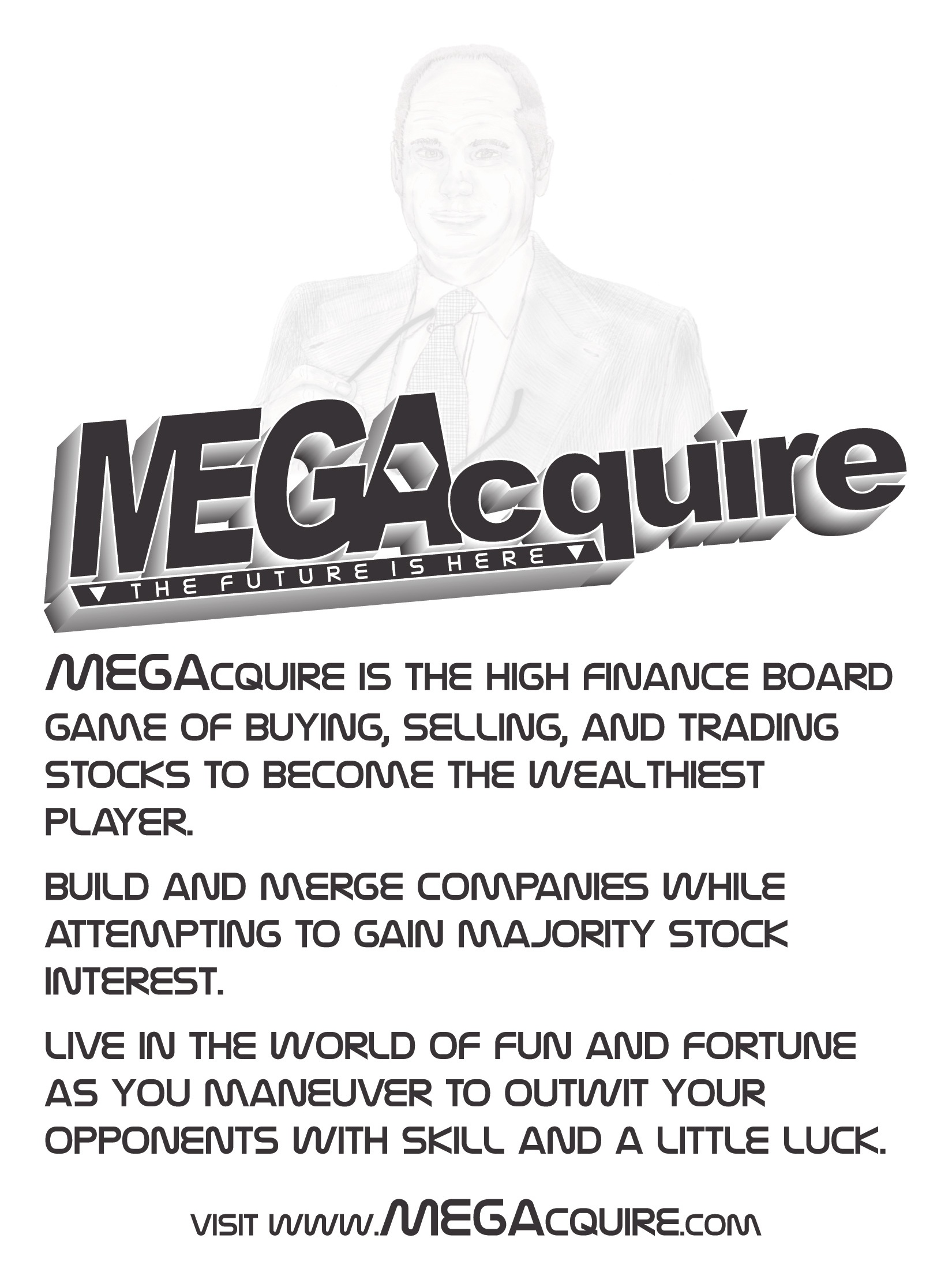 MEGAcquire Rules Booklet