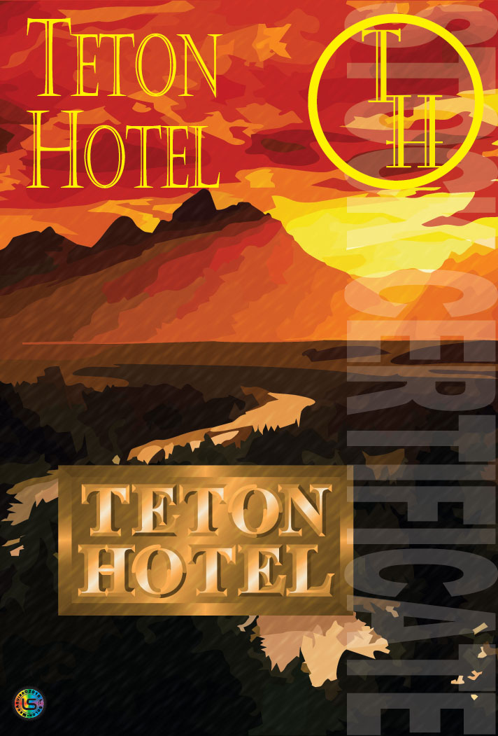 Teton Hotel Stock Certificate