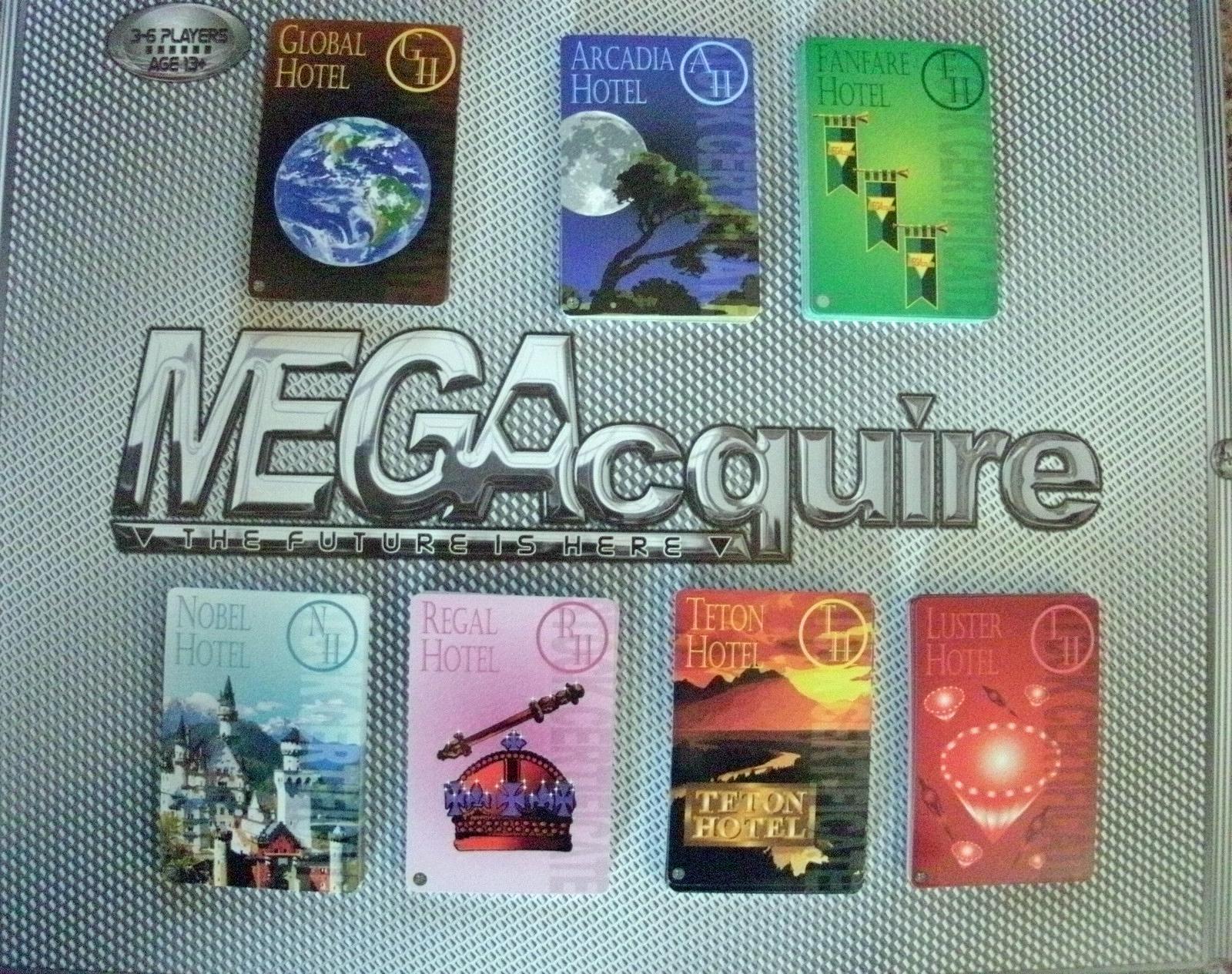 MEGAcquire Hotel Stock Certificates
