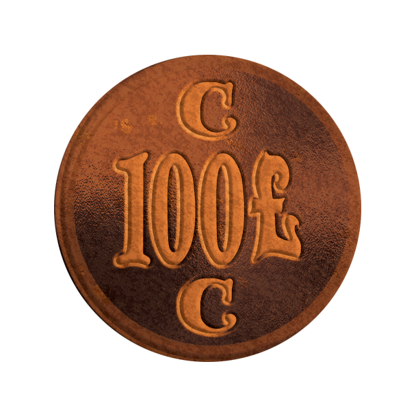 ACQUISITIONS Copper Coin Back