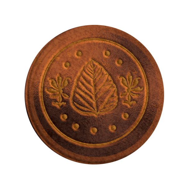 ACQUISITIONS Copper Coin Front