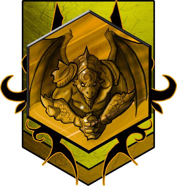 Draconian Tower Kingdom Card