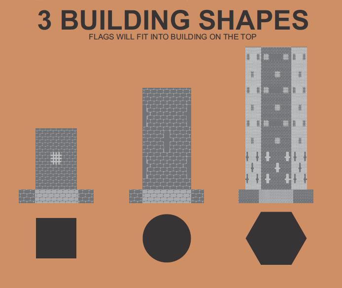 ACQUISITIONS Building Shapes