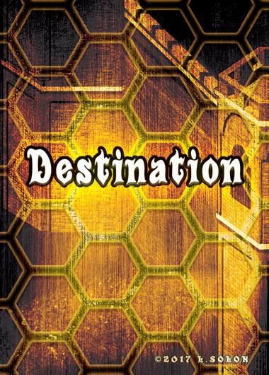 ACQUISITIONS Destination Card Backs
