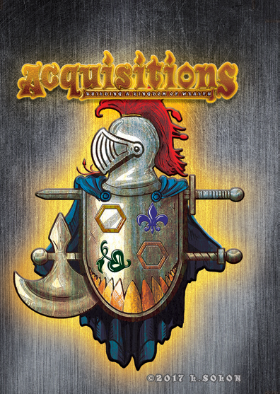 ACQUISITIONS Kingdom Card Back