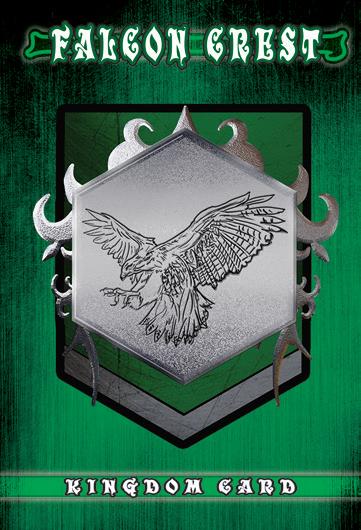Falcon Crest Kingdom Card
