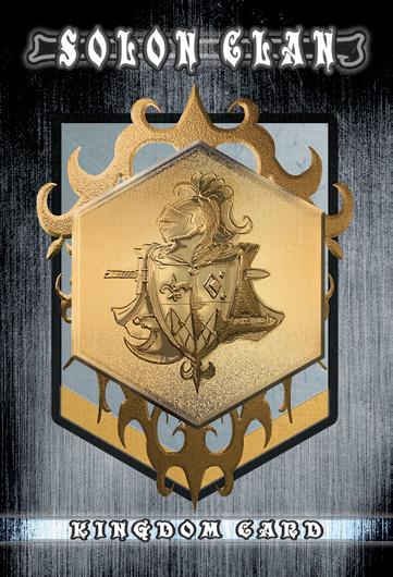 Solon Clan Kingdom Card
