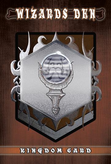 Wizards Den Kingdom Card