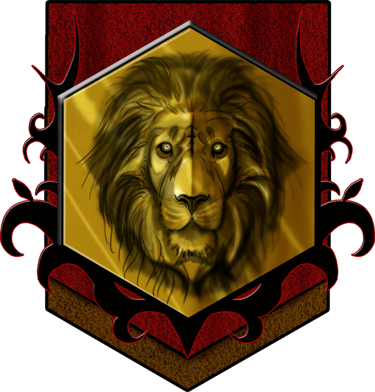 Lions Den Kingdom Card