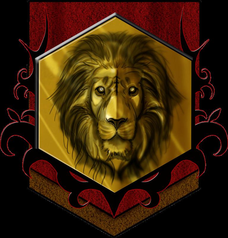 Lions Den Kingdom Card