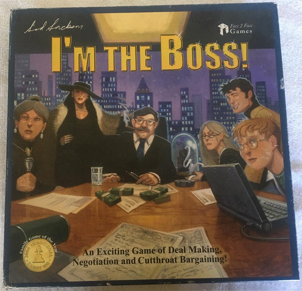 I'm the Boss! - 2003