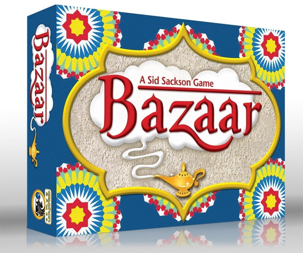 Sid Sackson's Bazaar