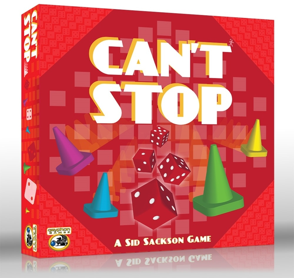 Sid Sackson's Can't Stop