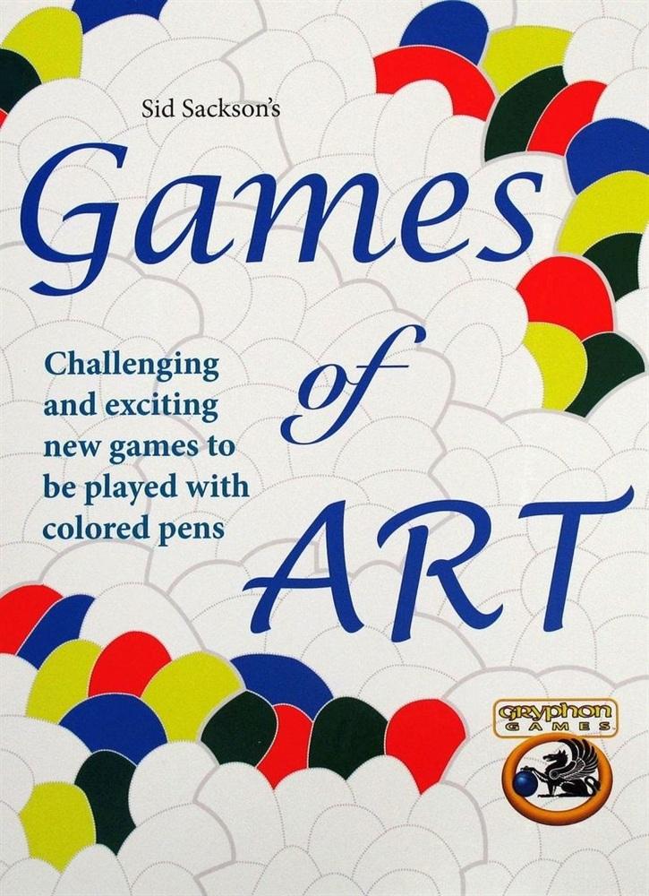 Sid Sackson's Games of Art