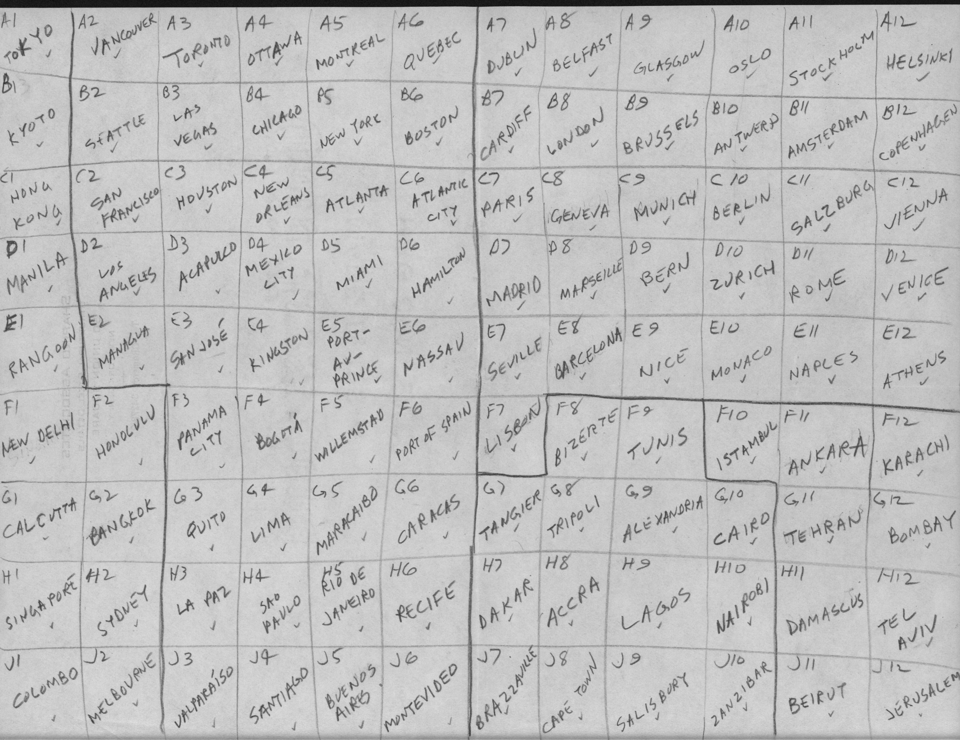 VACATION Manuscript - Page 12