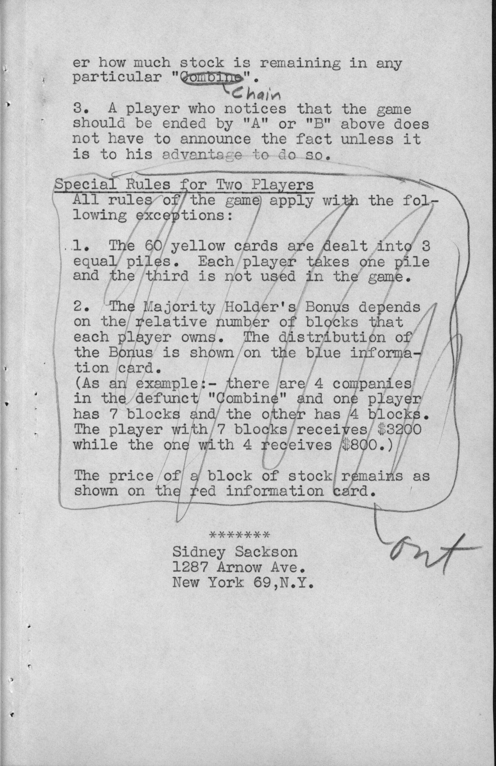 VACATION Manuscript - Page 9