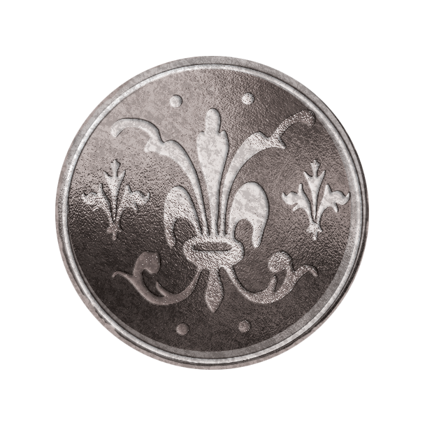ACQUISITIONS Silver Coin Front